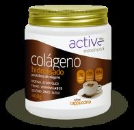 Foto do produto Colágeno Active Cappuccino