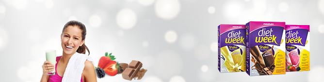 Imagem ilustrativa da linha de produtos Shakes