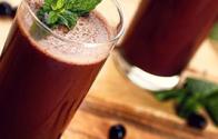 Foto da receita Vitamina de Açaí com Shake Diet Week Baunilha
